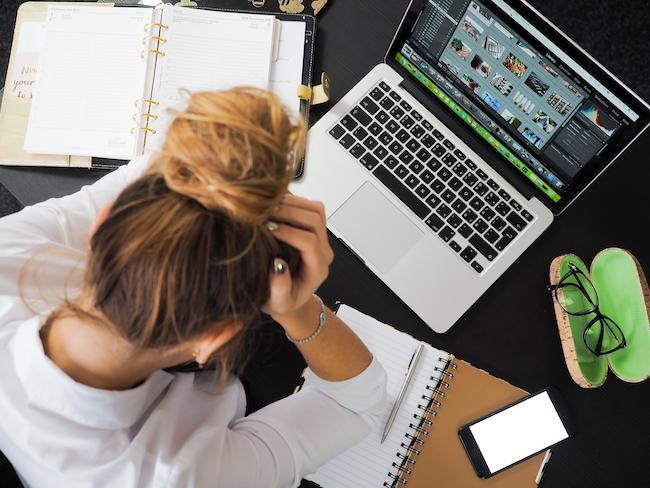 Stress, press och utbrändhet är en produkt av en [oskyldigt] låg insikt kring tankens natur.